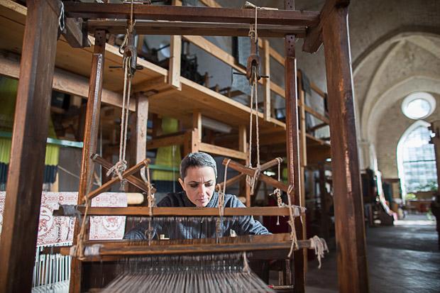 Laboratorio tessile Perugia