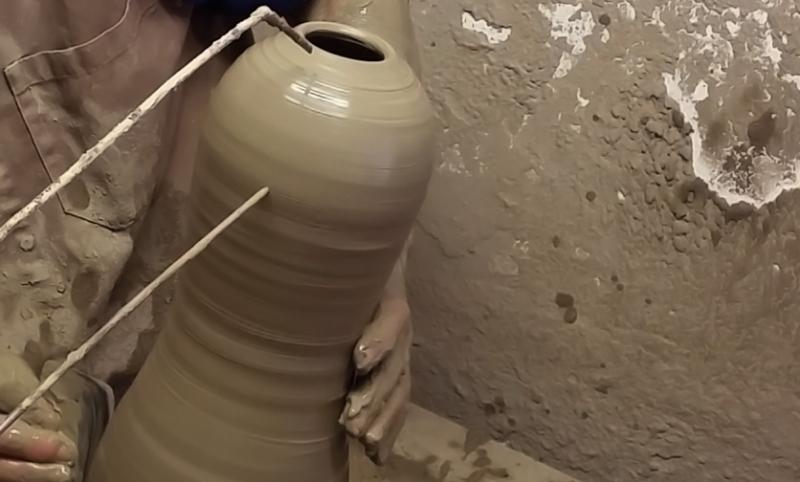 Back Vase - Italia Bellissima Vase, italiabellissima
