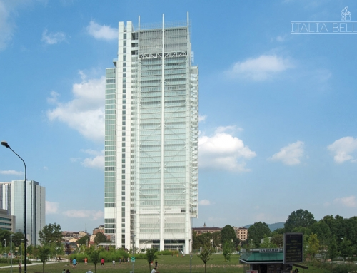 Grattacielo Intesa Sanpaolo, the new Turin's symbol
