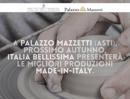"""""""Made in Italy"""" and architecture. """"Italia Bellissima"""" at Palazzo Mazzetti"""