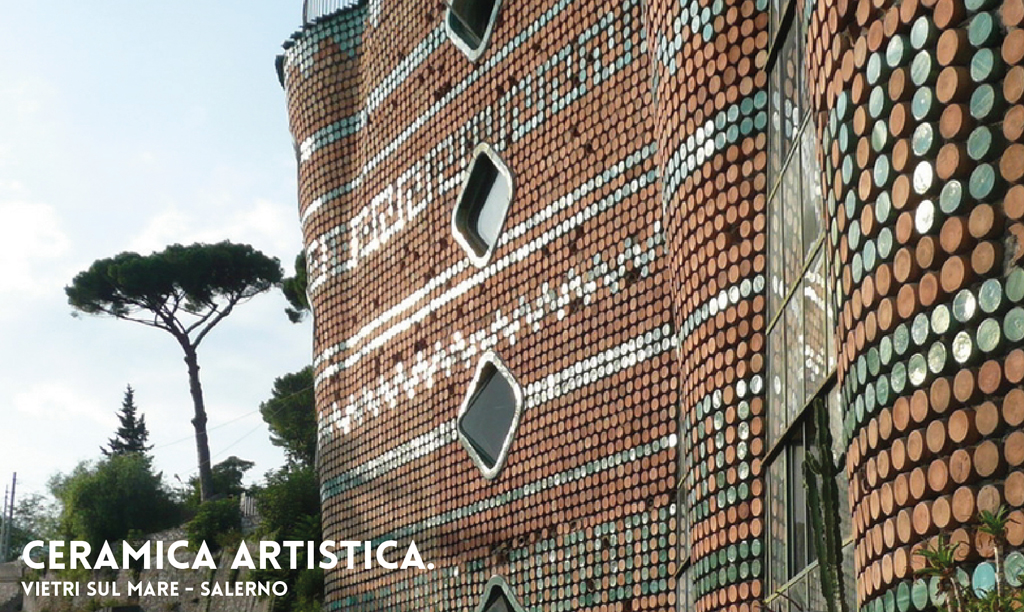 Ceramics in contemporary architecture, italiabellissima