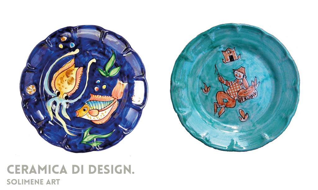Italia Bellissima Ceramic design, italiabelllissima