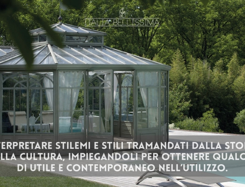 The masters of greenhouses: l'Officina dei Giardini