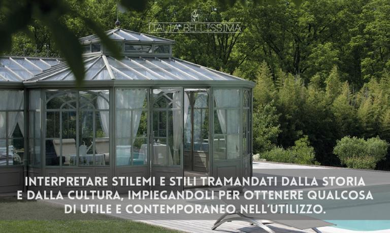 Italia Bellissima - The masters of greenhouses: l'Officina dei Giardini, italiabellissima