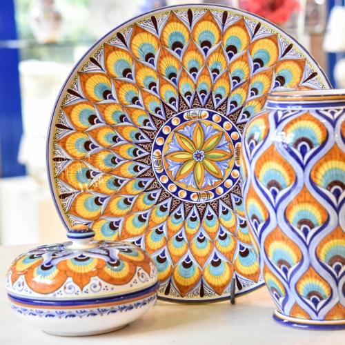 italia bellissima artistic ceramics