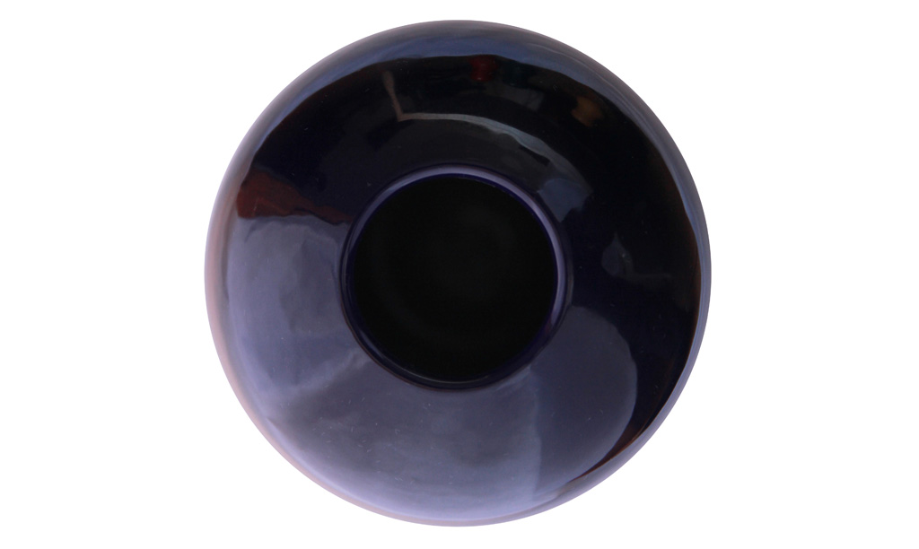 Vaso Back nero
