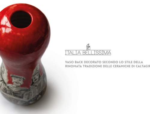 "A ""Back"" vase tale: the artistic ceramics of Nicolò Giuliano"