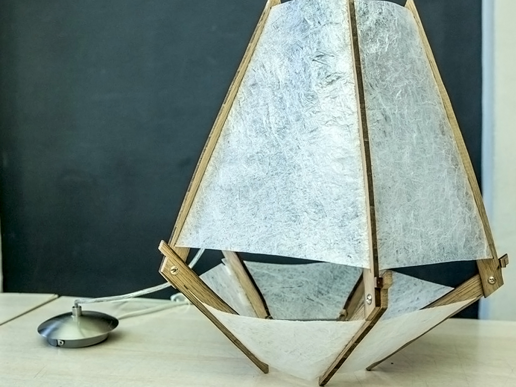 ReWineD Eos lamp
