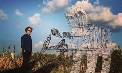 Nicola Genco e l'arte della cartapesta