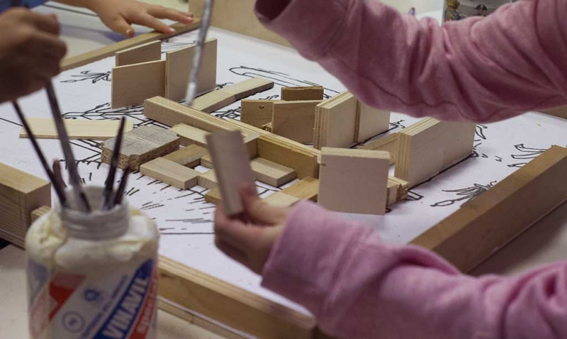 educational project italia bellissima